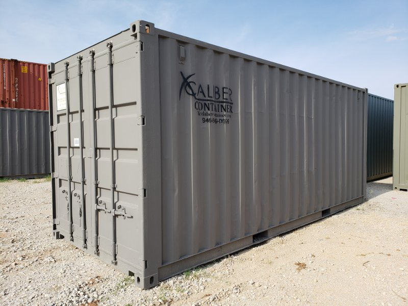 Abilene Container Sales Steel Shipping Cargo Storage