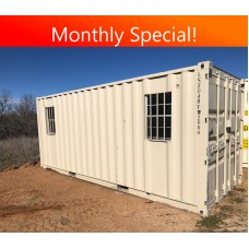 20' Used Office Special No A/C