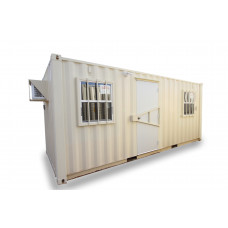 20' Standard New Office Container