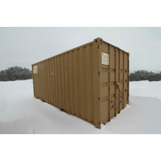 20' Standard Premium Refurbished Container