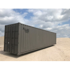 40' High Cube Basic Refurbished Container