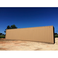 40' High Cube Premium Refurbished Container
