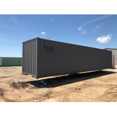 40' Standard Basic Refurbished Container