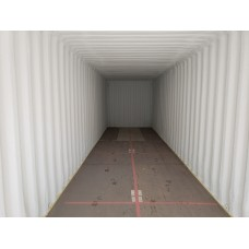 40' STD Insulated Container AS IS
