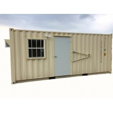 20' Standard New Job Box Container