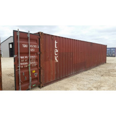 40' Standard Wind & Water Tight Container AS IS