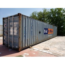 --SOLD OUT-- 40' STD ASIS Special Container Easy Opening AS IS