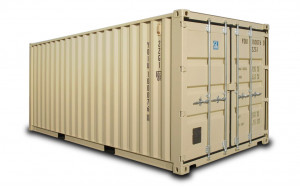 New Steel Shipping Containers
